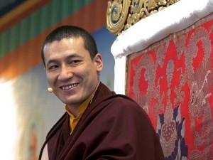 XVII Gyalwa Karmapa Thaye Dorje